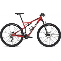 Kolo Specialized Epic FSR Comp 29 gloss rocket red/black/dirty white velikost M 2016