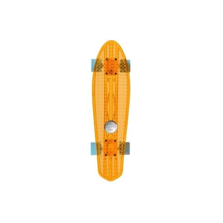 skateboard mini longboard Choke Juicy Susi Harry orange