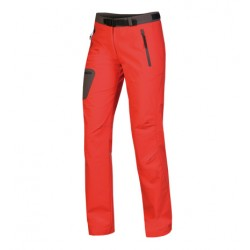 kalhoty Direct Alpine Cruise lady 1.0 red/dark grey M