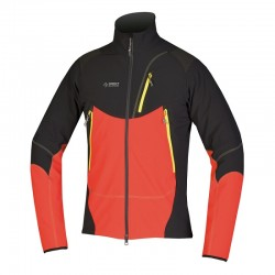 Bunda Direct Alpine Cerro Torre 2.0 red/black M
