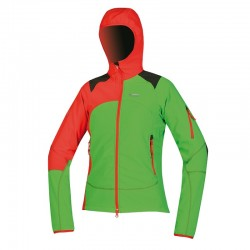 Bunda Direct Alpine Pandora 1.0 green/red S