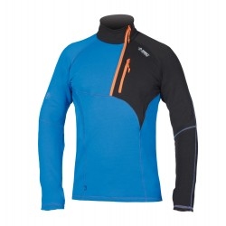 Pulover Direct Alpine Cima plus pullover 4.0 blue/black velikost M