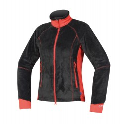 Bunda Direct Alpine Lava lady 4.0 black/red M