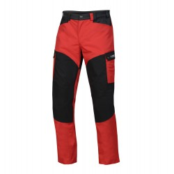 Kalhoty Direct Alpine Mountainer cargo  1.0 red/black