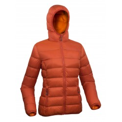 Bunda Warmpeace Tacoma lady orange/fuego orange L