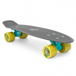 penny board Baby Miller Old is Cool stone grey