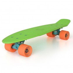 penny board Baby Miller ice Lolly lime green