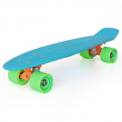 skateboard mini longboard Baby Miller ice Lolly tropical blue