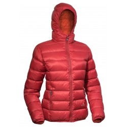 Bunda Warmpeace Tacoma lady mars red/orange
