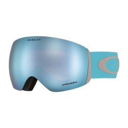 lyžařské brýle Oakley Flight Deck MoonRock Sea/Prizm snow Sapphire Iridium
