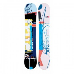 snowboard Head True XL Black 155 cm