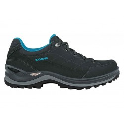 boty Lowa Renegade III GTX Lo lady anthracite/turquoise