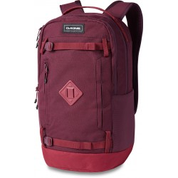 batoh Dakine Urbn Mission pack 23l garnet shadow