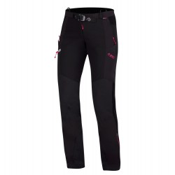 Kalhoty Direct Alpine Cascade lady 2.0 black/rose