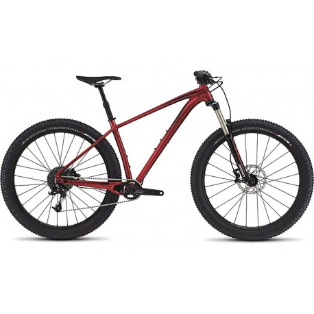 Kolo Specialized Fuse Comp 6fattie candy red/black 2016 L