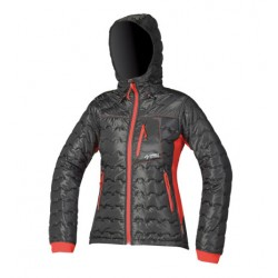 Bunda Direct Alpine Block lady 3.0 black/red velikost L