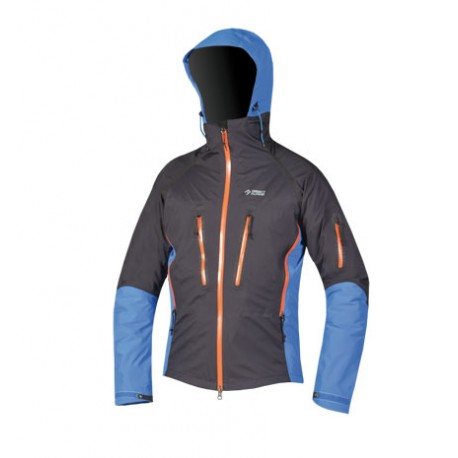 Bunda Direct Alpine Trango 3.0 black/blue/orange M