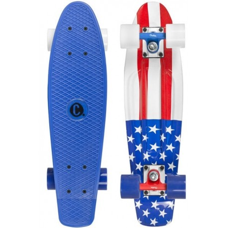 skateboard mini longboard Choke Juicy Susi USA