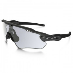 brýle Oakley RADAR EV PATH STEEL CLEAR BLACK IRIDIUM PHOTOCROMATIC